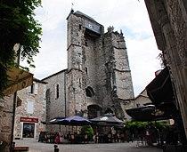 La place Saint-Martin et la salle éponyme