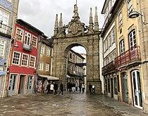 La porta nova à Braga