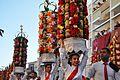 Festa dos tabuleiros (Tomar, Portugal) - Cortejo dos Tabuleiros.JPG