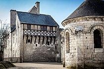 Le prieuré Saint-Cosme de Tours